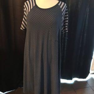 LuLa Roe dress